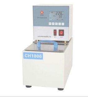 Bain d'huile de circulateur de Thermostat de la température du viscosimètre 220V 6L RT ~ 100 degrés expédition rapide
