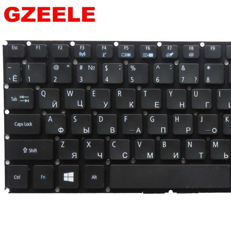 ใหม่ Ru แป้นพิมพ์สำหรับแล็ปท็อปสำหรับ Acer TravelMate P257-M P257-MG P258-M P258-MG P259-M P259 P277 P259-MG P277-M P277-MG