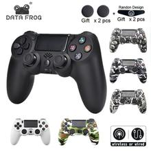 DATA FROG Wireless Bluetooth Gamepad For SONY Playstation 4