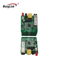 Wanglink EPON ONU Gigabit 1 port PCB board ZTE chipset, ONU EPON FTTH terminal equipment