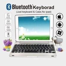 Новогодний подарок Ipad Pro9.7 ноутбук флип защитный корпус Bluetooth клавиатура для Apple Tablet AIR AIR2 Android IOS планшет