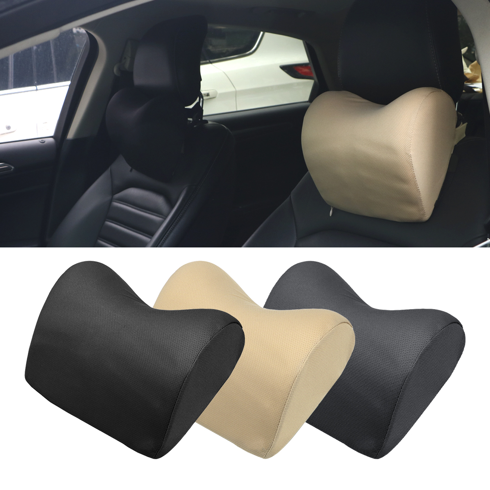 LEEPEE 1PCS Neck Protection for Seat Chair In Auto Auto Head Rest Cushion Car Headrest Neck Pillow Head Safety Support Pad