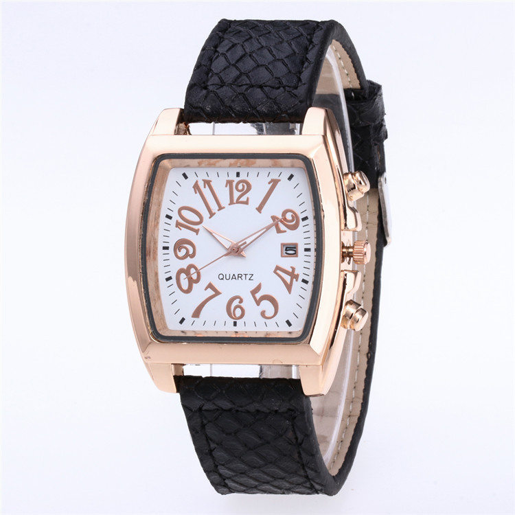 Fashion Belt Bracelet Watch Fashion Coach Multicolor Face Digital Watch Bracelet Table Personality Scale With Calendar