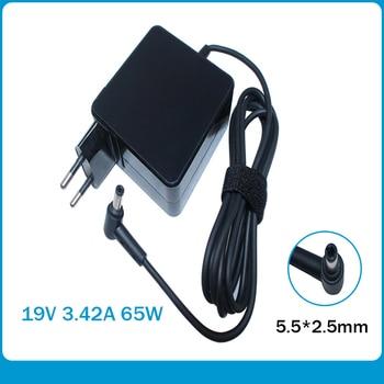 19V 3.42A 5.5*2.5mm Charger Power Supply Original AC Laptop Adapter For Asus PA-1650-78 PA-1650-48 ADP-65GD B ADP-65AW A 20v 3 25a 65w laptop adapter for lenovo charger adlx65ncc3a adlx65ndc3a adp 65fd adlx65ndc2a adlx65ndc2b adp 65fd ab adp 65fd b