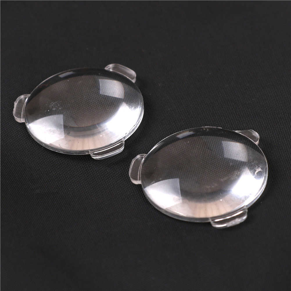 2 unids/lote 3D Realidad Virtual gafas VR lentes biconvexas 3D Realidad Virtual VR lentes para Google Cardboard diámetro 25mm