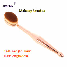 Makeup-Brushes Toothbrush-Type Professional Foundation Cosmetics Beauty Portable 1pcs