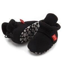 Одежда для новорожденных; Теплые носки малышей зимние сапоги