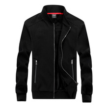 8XL Men Winter Thick Fleece Sport Jacket Zip Up Warm Coat Zipper Pocket Sweatshirt Casual Jogger Running Workout Outwear