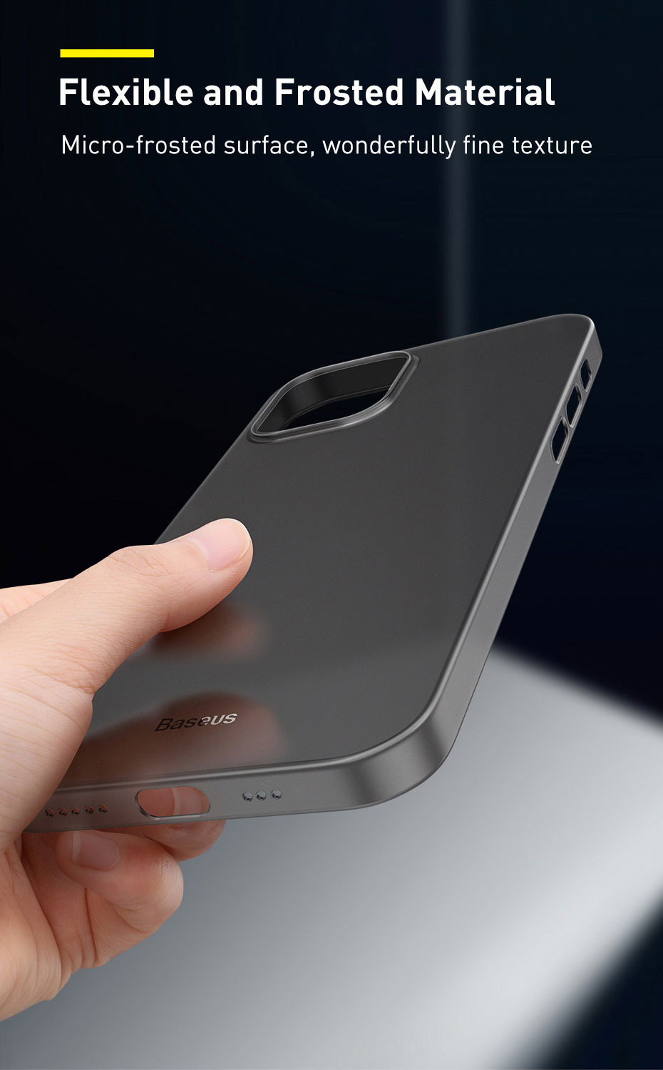 Luxury Ultra Thin Shockproof Phone Case For iPhone 12 Pro Max 1