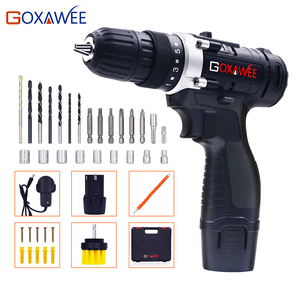GOXAWEE 12V Max Electric Screw