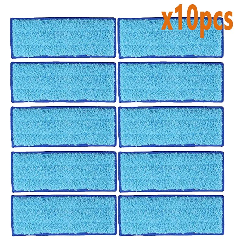 Washable Wet Mopping Pads Damp Pads Dry Pad Cloth For IRobot Braava Jet 240 241  Cleaner Spare Parts Replacement Kit