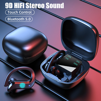Bluetooth Earphone Wireless Headphone With High-definition Microphone 1