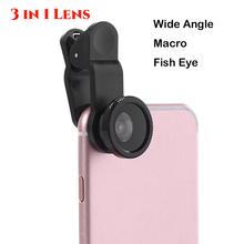 Fisheye Lens Telefoon 3-In-1 Groothoek Macro Fisheye Lens Mobiele Telefoon Fish Eye Lenzen Voor Iphone 6 7 Plus Es Alle Mobiele Telefoons 2021 cheap NONE Cn (Oorsprong) Zoom Len ROUND Apple iPhones Blackberry Motorola Nokia Palm Panasonic SAMSUNG Sony-Ericsson Toshiba