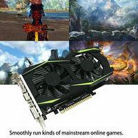 Xfx Desktop Used Video Card Pc Amd Graphics Card GTX 1050ti 4gb 256bit Gddr5 4gb Rx 470 4g Stock Radon Re 470 XMO1595