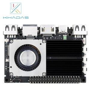 Image 3 - Khadas VIM1 Basic Demo Board Amlogic S905X Quad Core ARM 64bit Cortex A53 WiFi AP6212 SBC