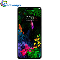 Original Unlocked LG G8 ThinQ G820N G820UM LTE Android Phone Snapdragon 855 Octa Core 6.1 6GB&128GB 16MP&12MP Fingerprint NFC