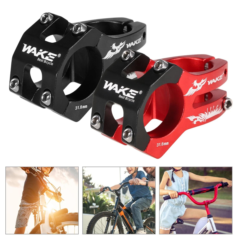 WAKE Bicycle Stem Children Balance Bike Handlebar 25.4mm Children Cycling Riser