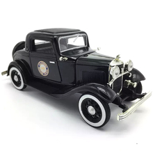 цена на 1 :43  car model For 1930-Ford the old version of the alloy car model, simulation For Car Decoration/Cars Model Collector/Toys