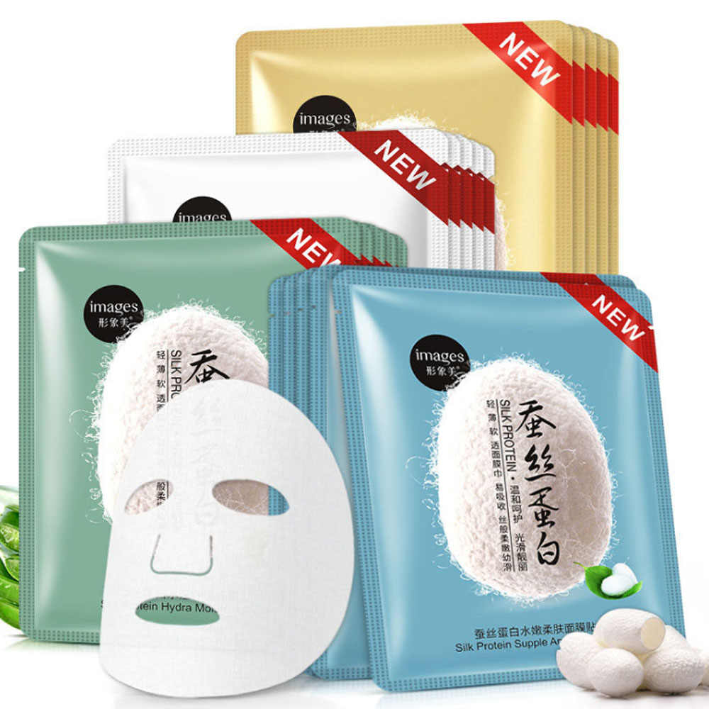 Nuovo Nutrire Miele Maschera Per il Viso di Controllo Idratante Idratazione Della Pelle Cura Viso Maschera Avvolto Trattamento Maschera di Olio di Acne