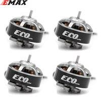Uds/4 Uds Emax ECO serie 1404 2 ~ 4S 3700kv 6000kv Motor sin escobillas para Dron de carreras con visión en primera persona RC avión