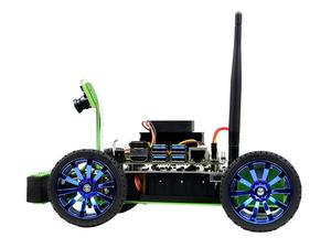 Image 3 - JetRacer AI Kit, AI гоночный робот работает от Jetson Nano, глубокое обучение, самостоятельное вождение, линия видения
