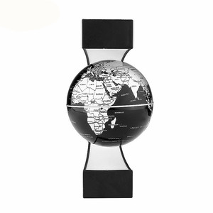 Image 5 - Bolas magnéticas de levitação, led flutuante, mapa do mundo, luz em formato de c, antigravidade, bola magnética, decoração de casa, aniversário, dropship