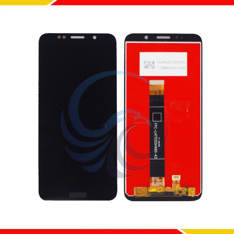 LCD + Frame For Huawei Y5 2018 LCD For Huawei Y5 Pro 2018 Display With Touch Screen Complete Assembly Tested For Y5 Prime 2018