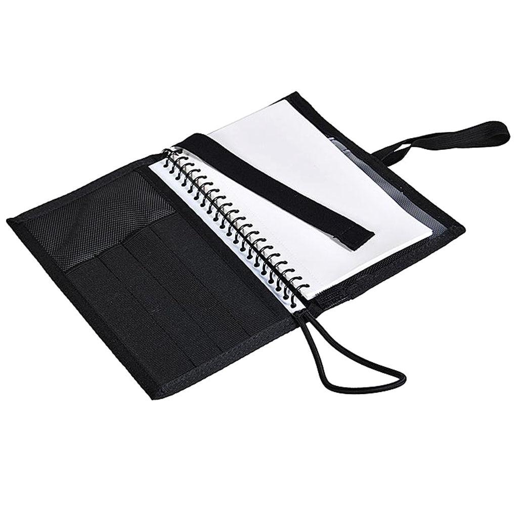 Waterproof Wet Notes Notepad Notebook For Outdoor Activities Recording, Diver Down Underwater Work