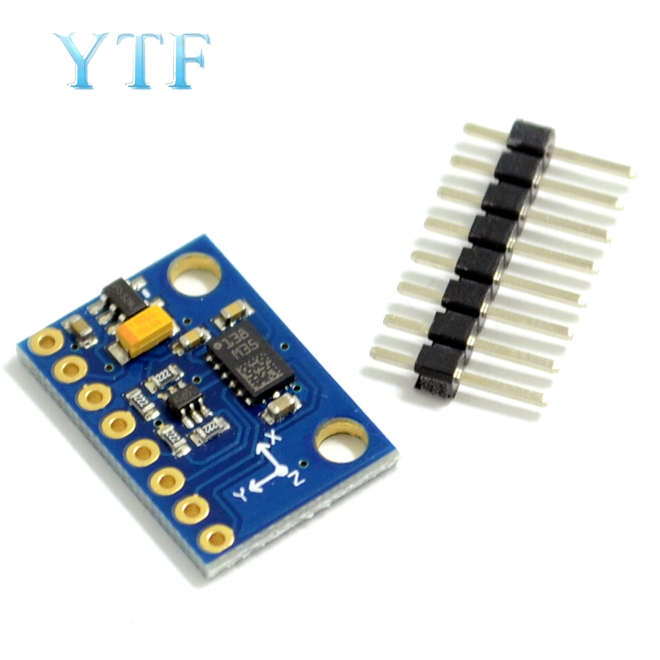GY-511 LSM303DLHC Module E-Compass 3 Axis Accelerometer + 3 Axis Magnetometer Module Sensor For Arduino