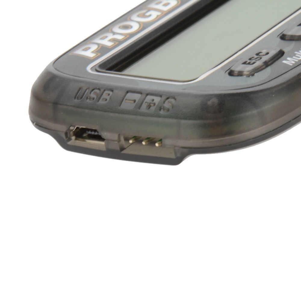 SKYRC SK-300046 PROGBOX sześć w jednym dla modelu RC ESC ustawienie serwo silnik KV/obr/min Tester Lipo monitor baterii