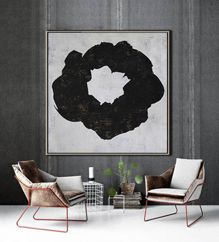 Textured Painting Large Wall Art Canvas Painting Abstract Flowers Acrylic Painting On Canvas Modern Art Wall Painting Home Decor