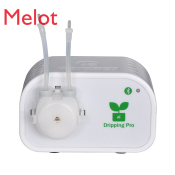 hot sale Phone Control 12v DC Mini Peristaltic Pump Irrigation Timing System Dripping For Water Garden Plants bp125 80 hot sale manual irrigation pto water pump for tractor