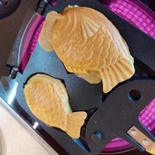 Plate Waffle-Pan-Maker Bakeware Dessert-Cooking Cake-Bake Taiyaki Buscuit Fish-Shaped