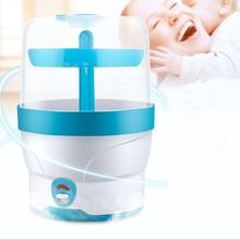 Baby Feeding Bottle Sterilizing Pot Stainless Steel Steam Cooking Bottle Sterilizing Cabinet Baby Bottle Sterilizing Machine