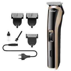 Profesjonalna maszynka do strzyżenia włosów akumulatorowa elektryczna maszynka do strzyżenia włosów męska bezprzewodowa fryzura pielęgnacja włosów zestaw dla mężczyzn