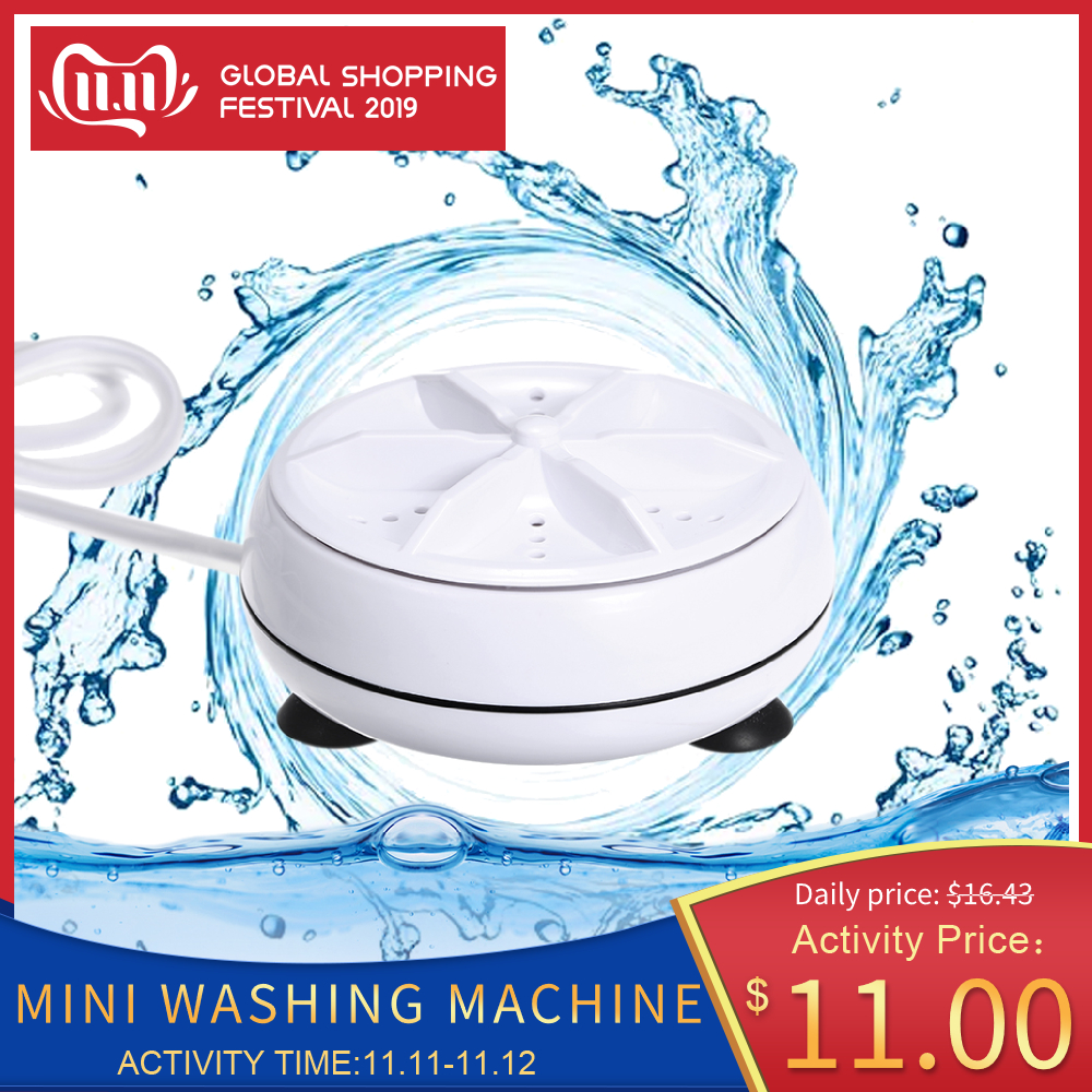Mini Washing Machine Portable…