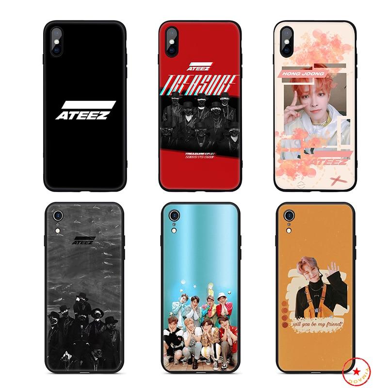 ATEEZ 8 MAKES 1 TEAM iphone 11 case