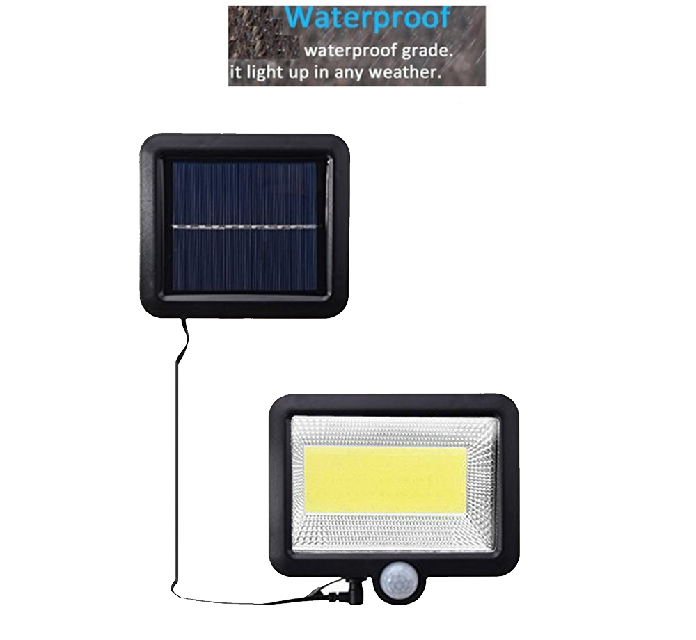 Detachable Solar Panel Energy-saving Waterproof Solar Induction Outdoor Light-controlled Solar Lamp Induction Street Light Split
