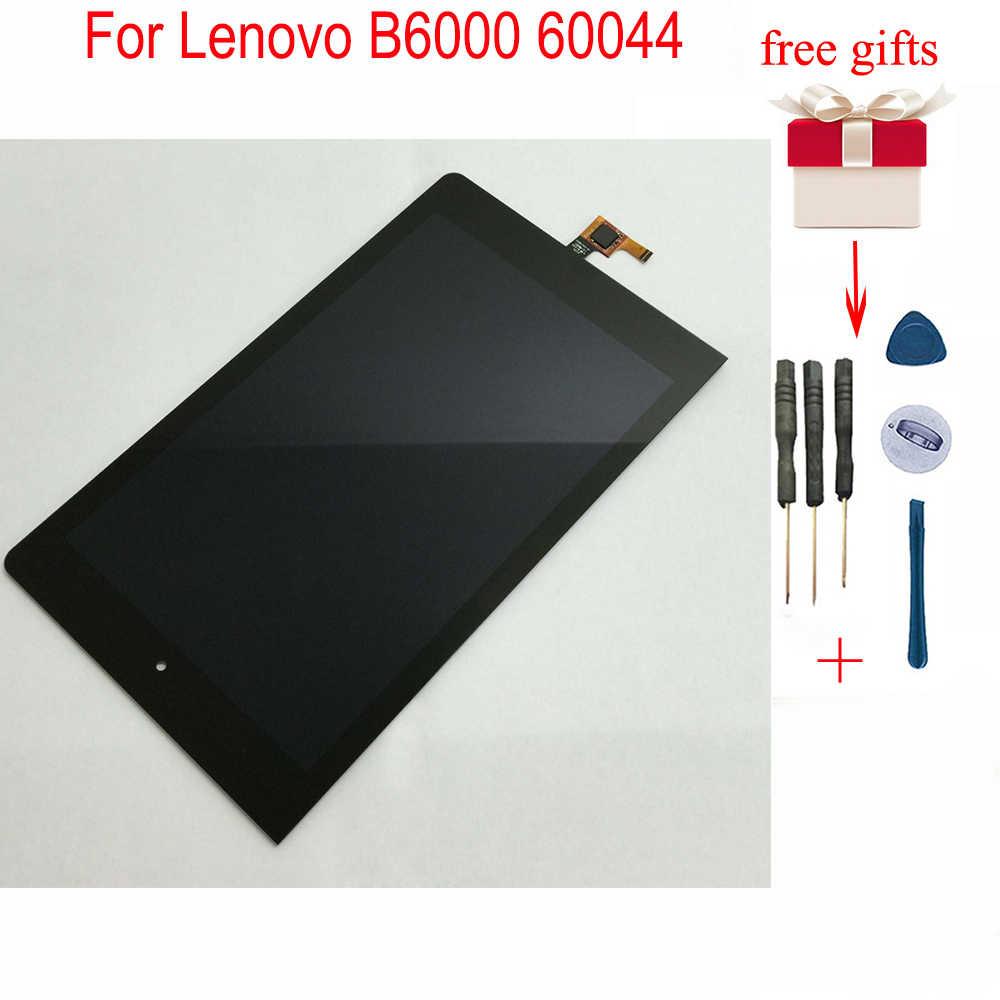 レノボ B6000 60044 液晶ディスプレイのタッチスクリーンデジタイザアセンブリの交換 Lenovo のヨガタブレット 8 B6000 60043
