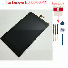 Voor Lenovo B6000 60044 Lcd Touch Screen Digitizer Vergadering Vervanging voor Lenovo Yoga Tablet 8 B6000 60043(China)