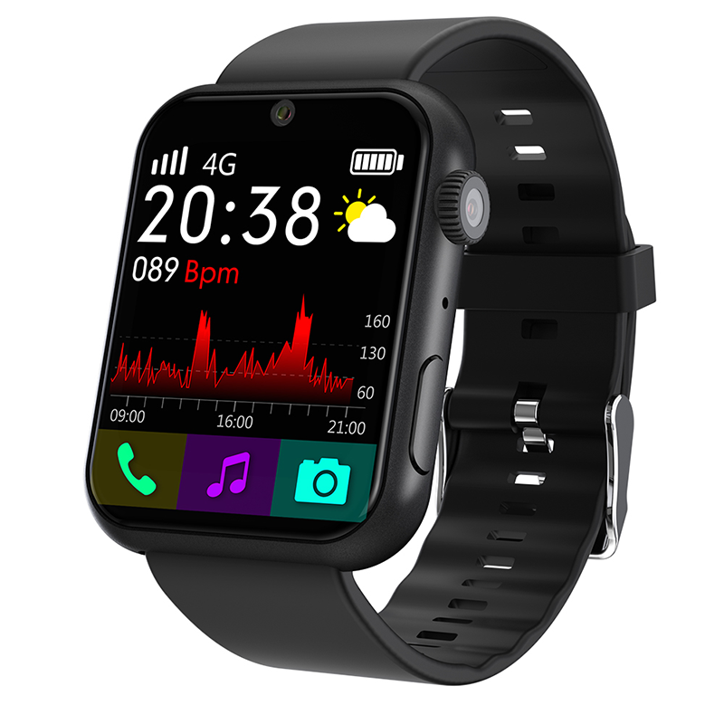 S888 4G montre intelligente Android 7.1 OS MTK6739 Quad Core 3GB 32GB 5.0MP double caméra Fitness Tracker étanche Wifi GPS Smartwatch