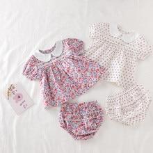 Bébé vêtements Ssets 3 pièces 2020 bébé ensemble bébé garçon citrouille vêtements nouveau-né bébé vêtements ensemble été coton costume