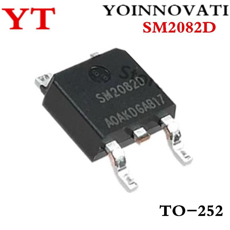 10pcs/lot SM2082D SM2082 2082 TO-252 IC
