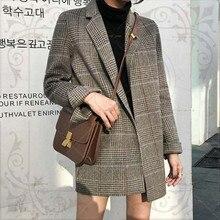 Small suit female short coat Korean version 2019 spring and