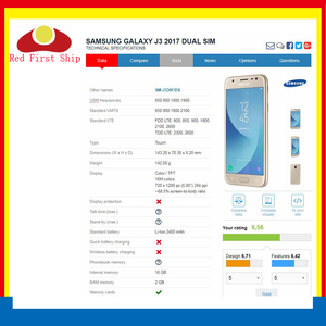 Image 3 - 10 Stks/partij Touch Screen Voor Samsung Galaxy J3 Pro 2017 J330 J330F SM J330FN SM J330F/Ds Touch Panel Voor Outer lens Lcd Glas