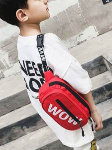 Bags Chest-Bag Crossbody-Pack Funny Kidney Teens Child New Trend Boy Unisex High-Capacity