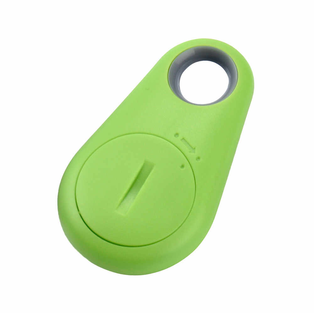Portable Anti-Lost Theft Device Alarm Smart Mini GPS Tracker Bluetooth remote Shooting Place Tracking Tool Finder Equipment
