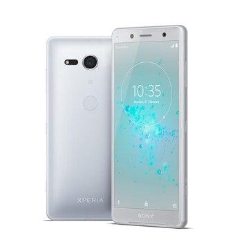 Перейти на Алиэкспресс и купить Оригинальный Новый Sony Xperia XZ2 Compact H8314 мобильный телефон 5,0 дюйм4 ГБ ОЗУ 64 Гб ПЗУ Восьмиядерный Android отпечаток пальца 19.0MP одна SIM