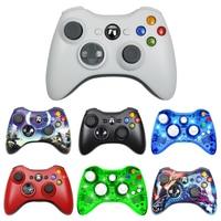 Per Xbox 360 2.4G Controller Wireless Computer con ricevitore PC telecomando Gamepad Wireless per Microsoft Xbox360 Joystick Controle