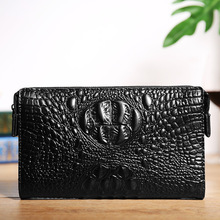 Newhotstacy Bag 072820 men's clutches bag mobile phone bag crocodile grain wrist bag